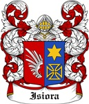 Isiora Coat of Arms, Family Crest