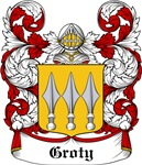 Groty Coat of Arms, Family Crest