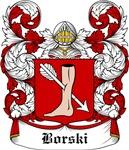 Borski Coat of Arms, Family Crest