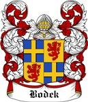 Bodek Coat of Arms, Family Crest