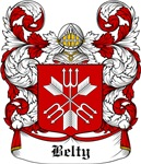 Belty Coat of Arms, Family Crest