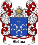 Belina Coat of Arms, Family Crest
