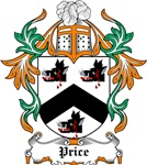 Price Coat of Arms, Family Crest