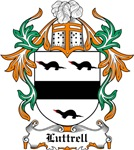 Luttrell Coat of Arms, Family Crest