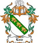Low Coat of Arms, Family Crest