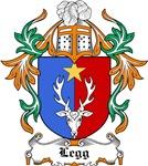 Legg Coat of Arms, Family Crest