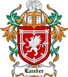Lauder Coat of Arms, Family Crest