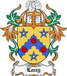 Lany Coat of Arms, Family Crest
