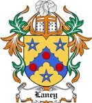 Laney Coat of Arms, Family Crest