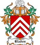Bladen Coat of Arms, Family Crest