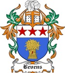 Bevens Coat of Arms, Family Crest
