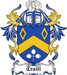 Traill Coat of Arms, Family Crest