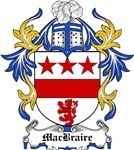 MacBraire Coat of Arms, Family Crest