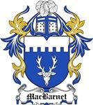 MacBarnet Coat of Arms, Family Crest