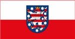 Thuringen Flag