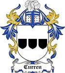 Curren Coat of Arms, Family Crest
