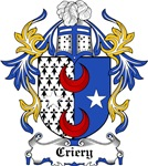 Criery Coat of Arms, Family Crest