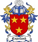 Copeland Coat of Arms, Family Crest