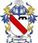 Congilton Coat of Arms, Family Crest