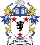 Chessells Coat of Arms, Family Crest
