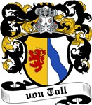 Von Toll Coat of Arms, Family Crest