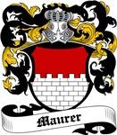 Maurer Coat of Arms, Family Crest