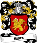 Marx Coat of Arms, Family Crest