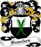Francken Coat of Arms, Family Crest