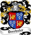 Drechsler Coat of Arms, Family Crest