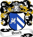 Drach Coat of Arms, Family Crest