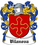 Vilanova Coat of Arms, Family Crest