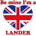 Lander, Valentine's Day