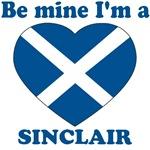 Sinclair, Valentine's Day