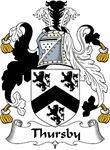 Thursby Family Crest