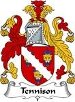 Tennison Family Crest