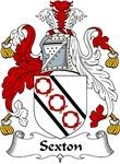 Sexton Family Crest