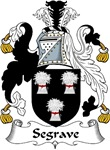 Segrave Family Crest