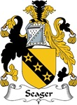 Seager Family Crest