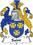 Saint Family Crest