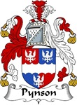Pynson Family Crest