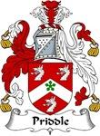 Priddle Family Crest