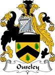 Ouseley Family Crest