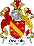 Ormesby Family Crest