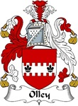 Olley Family Crest