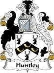 Huntley Family Crest