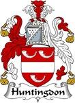 Huntingdon Family Crest