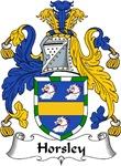 Horsley Family Crest