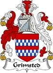 Grimsted Family Crest
