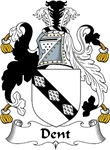 Dent Family Crest