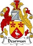 Dearman Family Crest